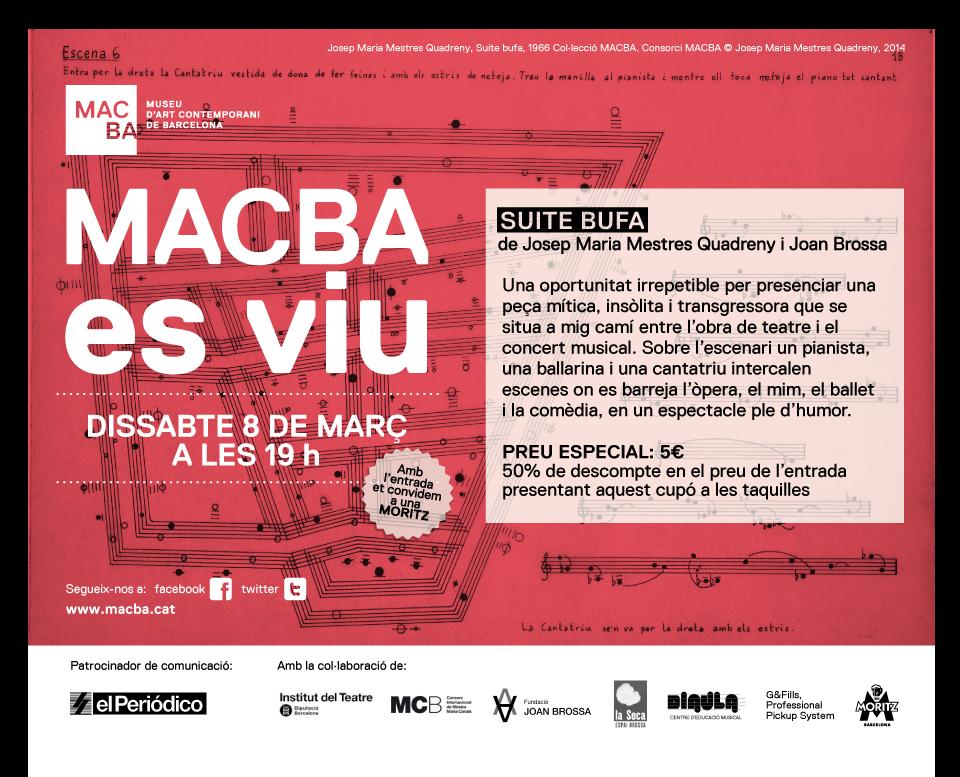 Institut de teatre val descompte La Suite Bufa (1)